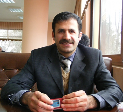 Murat Kur arrested on the 5th of December