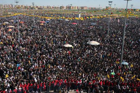Newroz Celebrations in Diyarbakir 2010