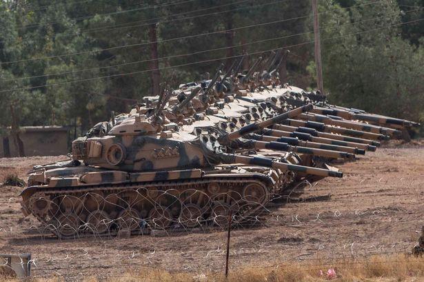 Syria+conflict