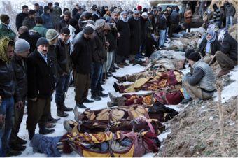 Roboski Massacre: the result of US support in Turkey