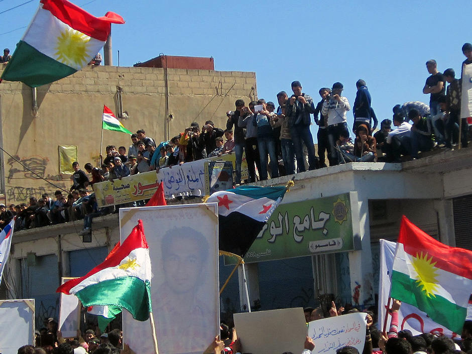Kurdish/Syrians