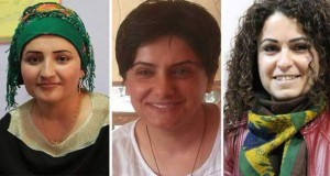 three kurdish politicians killed