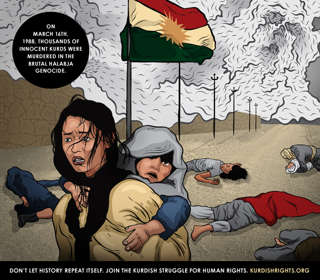 Kurdish Rights animation