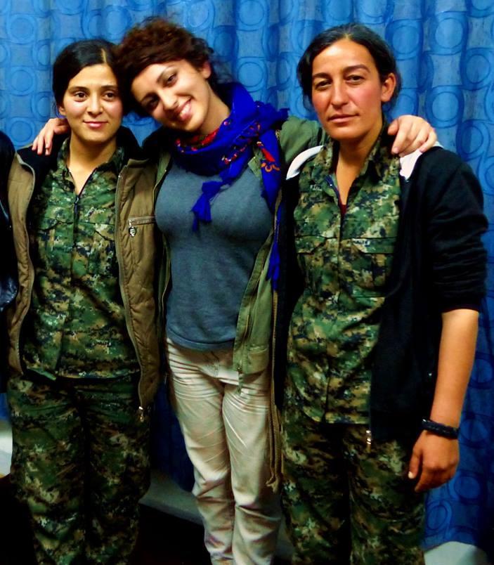 Sexy kurdish women
