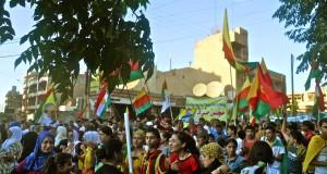 Naila Bozo, Rojava 2012