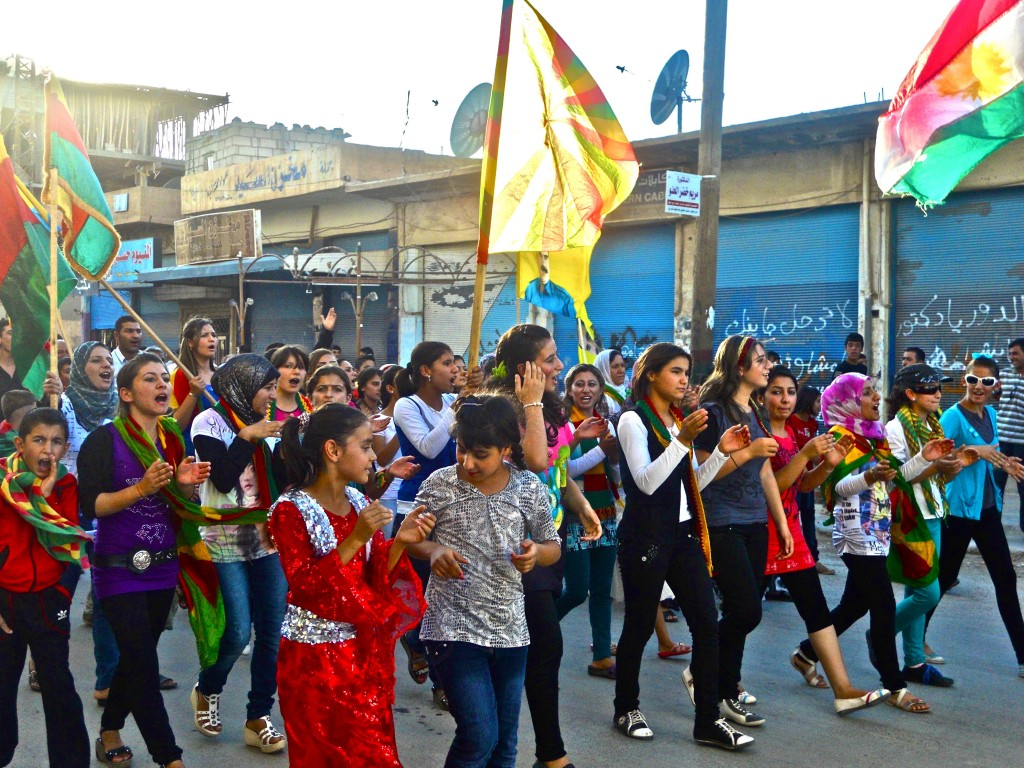 Qamishlo, 2012